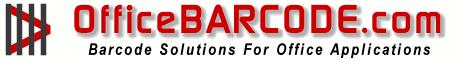 OfficeBarcode Logo